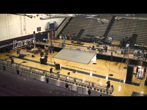 LHSGB Concert Set Up 2011