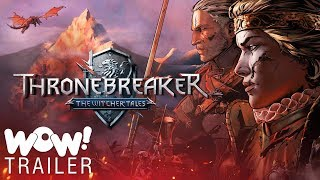 Thronebreaker- The Witcher Tales - Official Gameplay Trailer