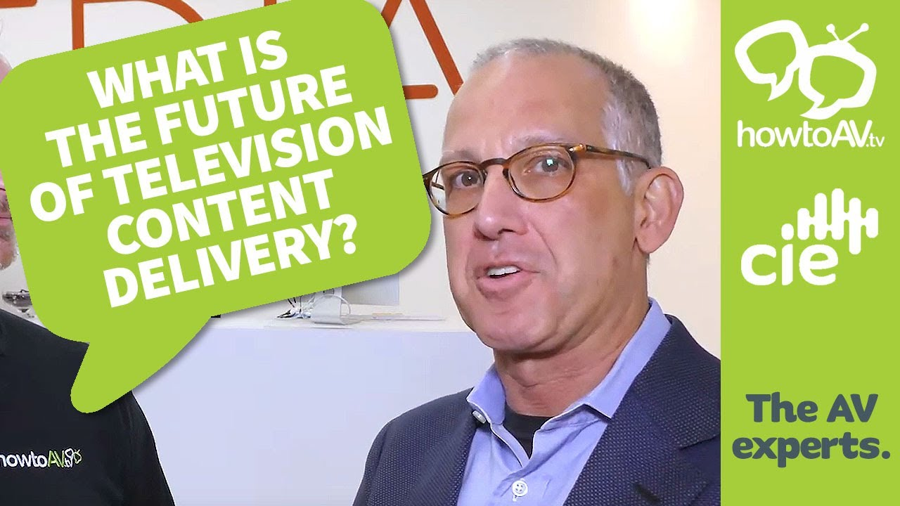 What is the Future of Television Content Delivery?
