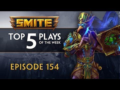 SMITE - Top 5 Plays #154