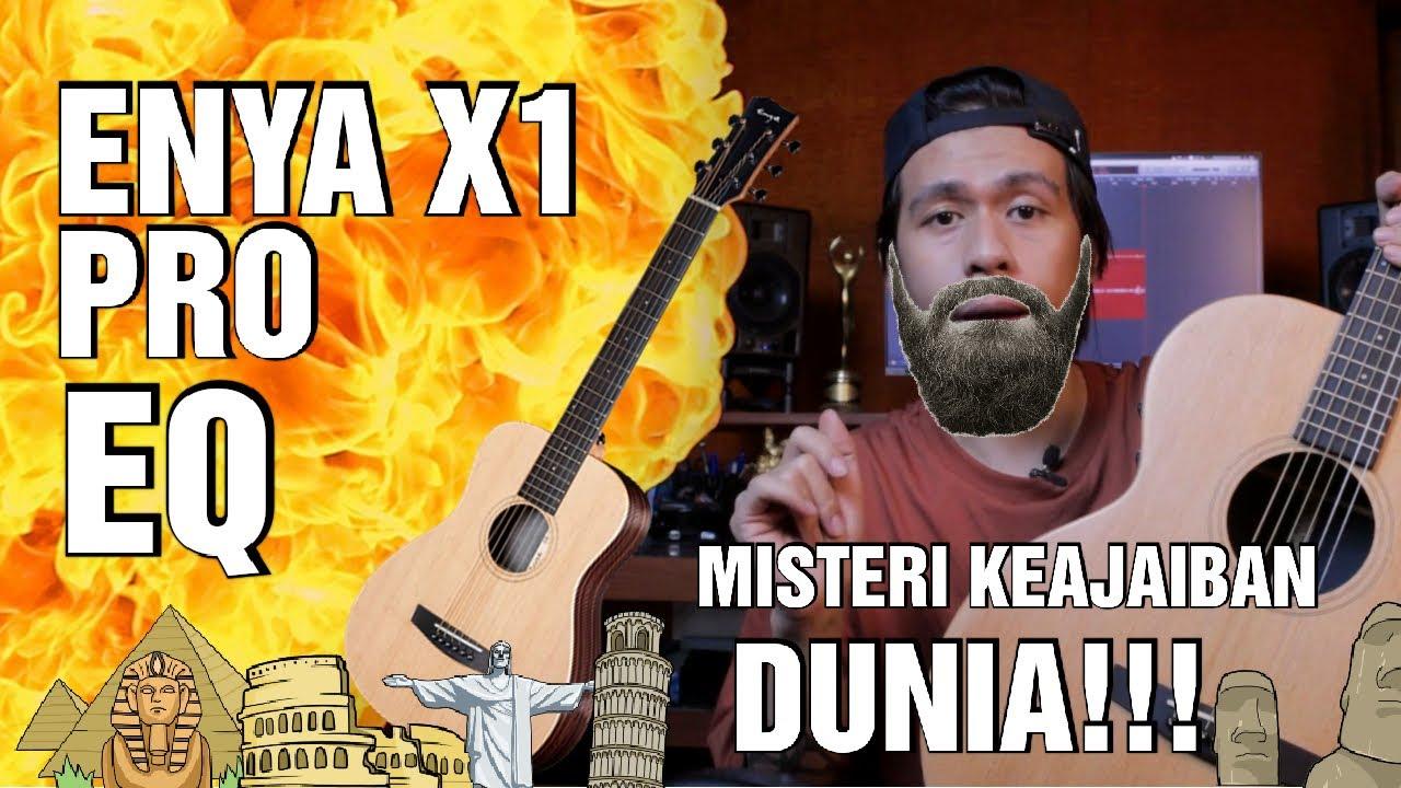 Gitar Akustik Dari Planet Lain… ENYA X1 PRO EQ