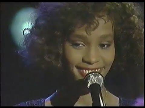 1985 Whitney Houston on Silver Spoons