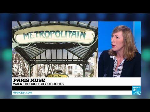 Paris Cityscape : From wonderful Wallace fountains to Art Nouveau metros