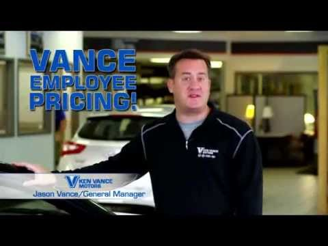 Vance Employee Pricing You Pay What We Pay Youtube