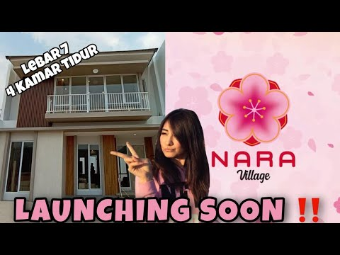 launching-soon-!!-link-video-show-unit-di-kolom-deskripsi-|-nara-village-by-paramount-land