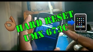 How To Hard Reset The Budget Mobile Umx Mxw1 - Travel Online
