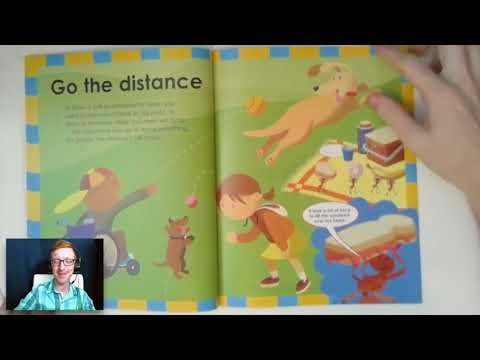 """Move It! Motion, Forces and You"" by Adrienne Mason - Mr. Wil's Read-Aloud [Picture-Perfect Science]"