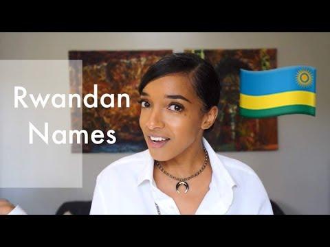Rwandan Baby Names?! 👶🏿👶🏾👶🏽👶🏻