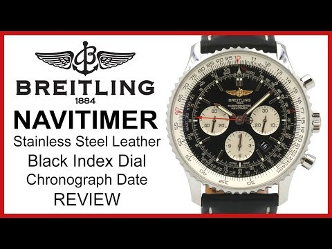 Breitling Watches Collection Showcase   SwissWatchExpo from YouTube · Duration:  32 seconds
