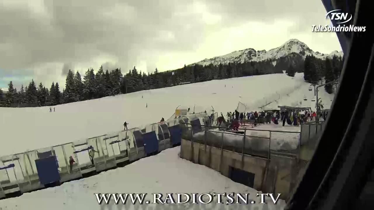 Carabinieri 'sulla neve', 27 interventi all'aprica