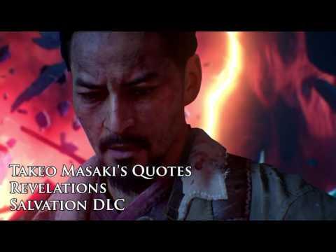 "Revelations - Takeo Masaki's quotes / sound files (Black Ops III ""Salvation"" DLC)"
