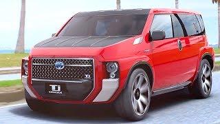 Toyota Tj Cruiser Really Worse Than Pontiac Aztek смотреть
