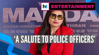 'Mardaani 2 an effort to show women officers in the bravest light': Rani Mukerji