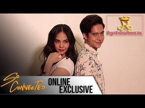 So Connected Exclusive: Matanglawin taping behind the scenes with Janella Salvador and Jameson Blake