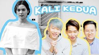 reaksi orang korea lihat mv raisa  kali kedua official music video