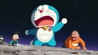 Phim Doraemon: Nobita và Mặt Trăng Phiêu Lưu Ký - Trailer