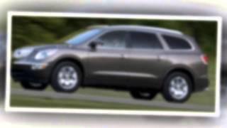 Cмотреть обзор Buick Enclave Бьюик Энклейв кроссовер