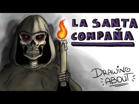 SANTA COMPAÑA 🕯✝ | Draw My Life