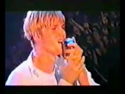 Nick Carter Heaven In Your Eyes Live Frankfurt Germany 1997