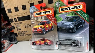Lamley Unboxing: 2018 Matchbox H Case (with new card art!)