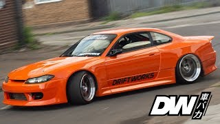 Driftworks Nissan S15 completed