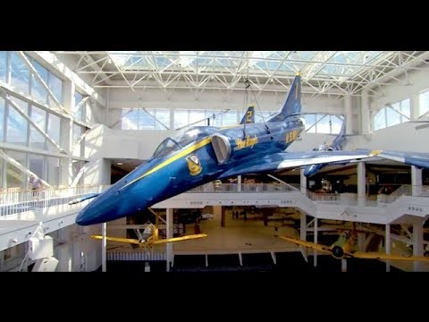 EAA Travels to National Naval Aviation Museum