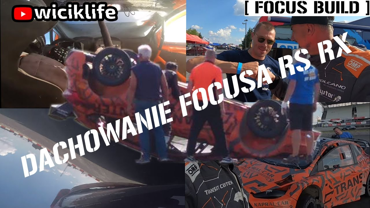 Focus RS dachowanie