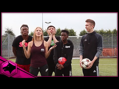 Thumbnail: VOLLEY CROSSBAR CHALLENGE W/ THE SIDEMEN!!