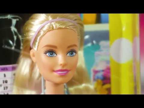 5324980e5e0a Barbie karrierista babák: nővér Barbie - YouTube