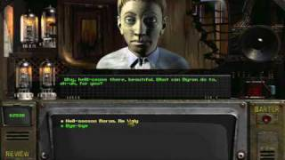 Fallout 2 Myron is getting horny