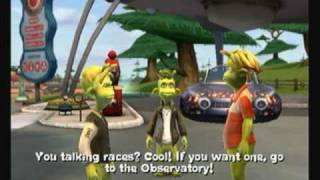 Planet 51: The Game (wii) (part3)