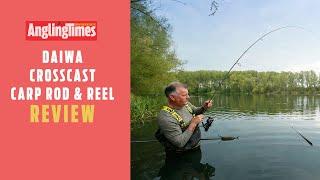 Fishing Tackle Reviews | Daiwa Crosscast carp Rod & Reel