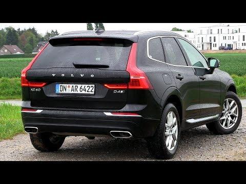 2019 Volvo XC60 D4 AWD Inscription (190 HP) TEST DRIVE