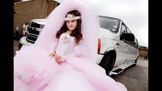 Вот так цыгане женят своих детей