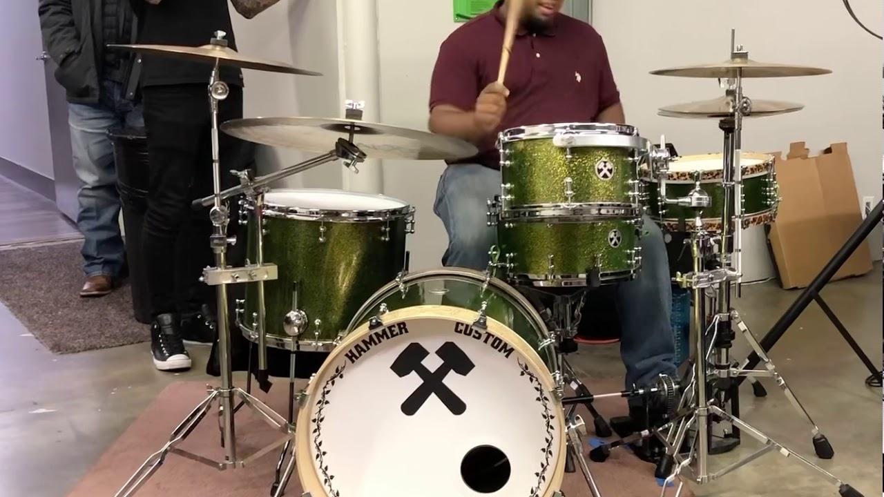 DOH drum meet 2019 solo 20