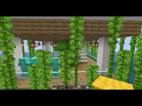 #5 SeaSide Villa | How to build a Modern Beach House Tutorial | Minecraft