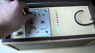 Musikbox + VU-Meter