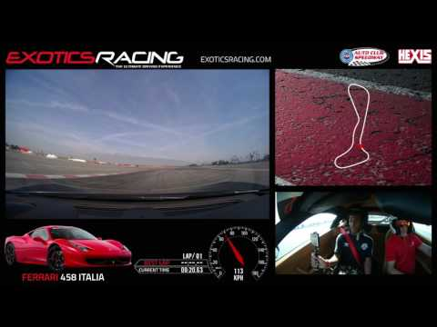 CAMEO360 ft. Dabier Snell, Exotic Racing, & the Ferrari 458 Italia