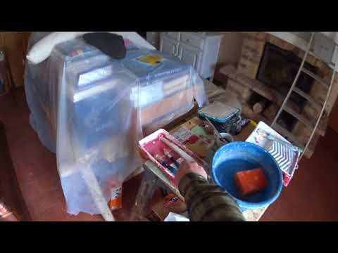 Tuto Peindre Au Rouleau Peinture Baufix Lidl Youtube