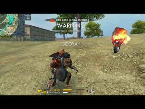 Free Fire tricks and tips tamil video/Free Fire top play tamil/free fire world record