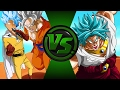 Goku & Saitama Vs Broly Round 3! Ioanimation: Battle Of Titans Part 3 video