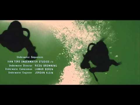 Thunderball - alternate title seq. - Shirley Bassey - HD STEREO