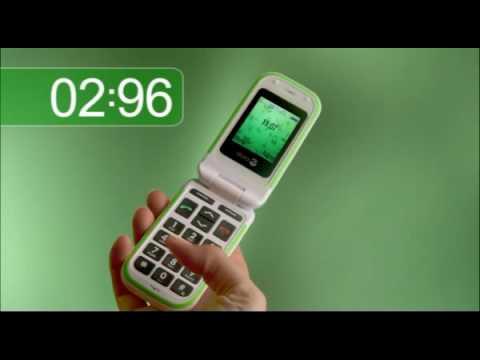 Doro Seniorenhandy aus der Werbung Senioren Handy ohne Schnick-Schnack