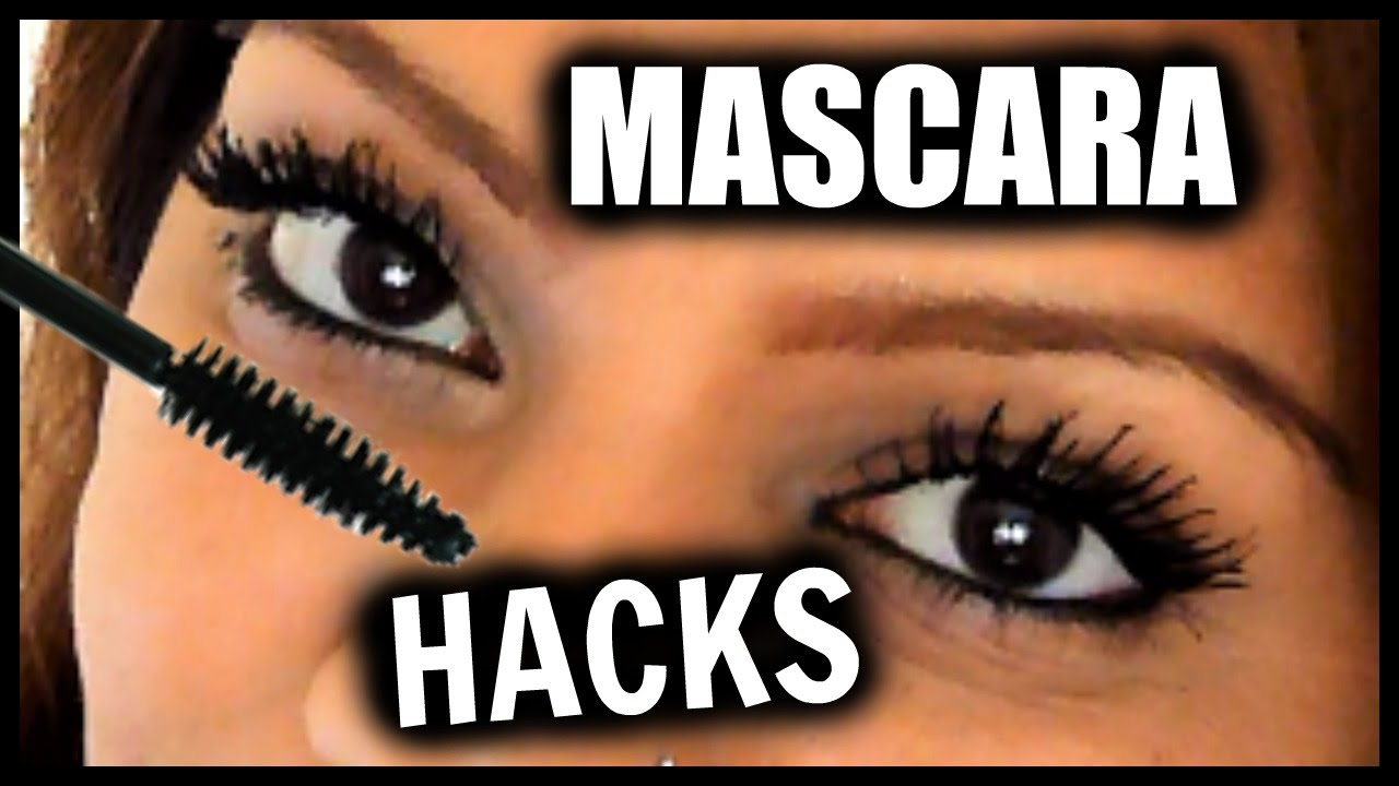 ad3b79d9a2 10 Mascara HACKS To Make Lashes Look LONGER, THICKER, FULLER EYELASHES!! │Get  Long Lashes Instantly!