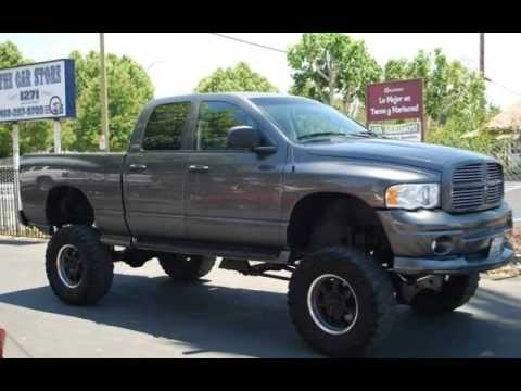 2002 Dodge Ram 1500 Quad Cab Sport Lifted Monster 8