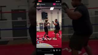Nate Robinson Got Boxing Skills to fight Jake paul on Tyson jones card