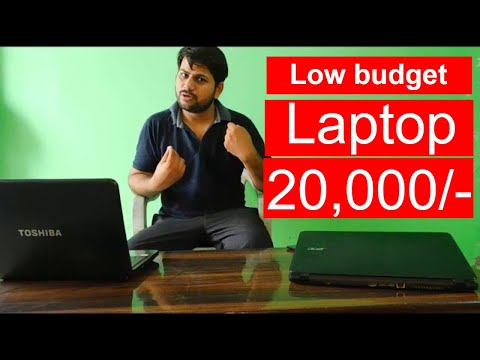 Low Budget Laptops For Youtube  Under 20k | Laptop For Student | Laptop for video editing