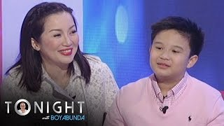 TWBA: Fast Talk with Kris Aquino and Bimby Yap