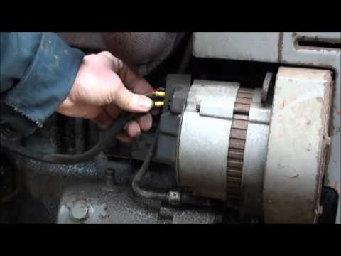 repairing an electrical fault on a Massey Ferguson.Part 2 - YouTubeYouTube