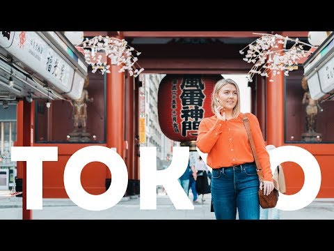 TOKYO + HAKONE | Solo Traveling Japan